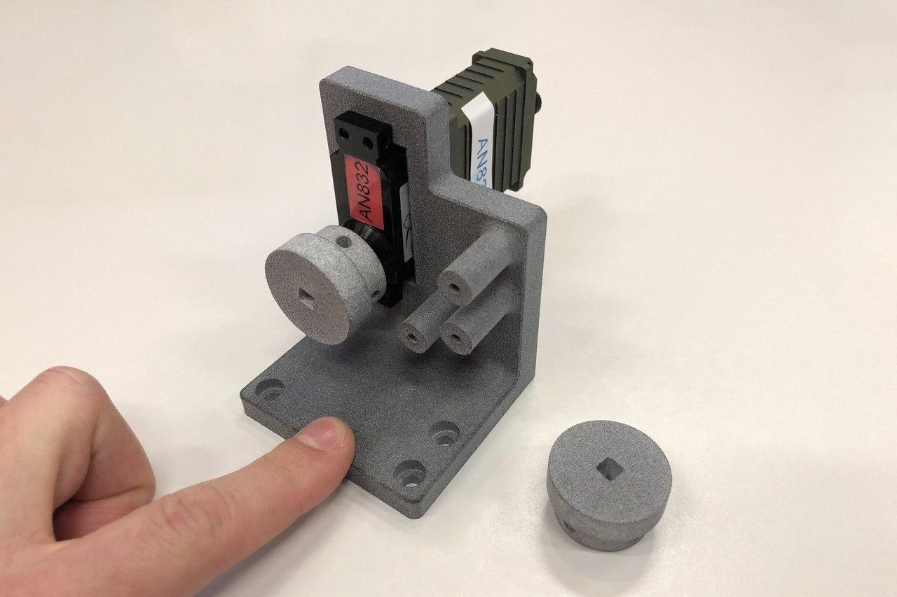 Ampyx Power – Bench Actuator Tester
