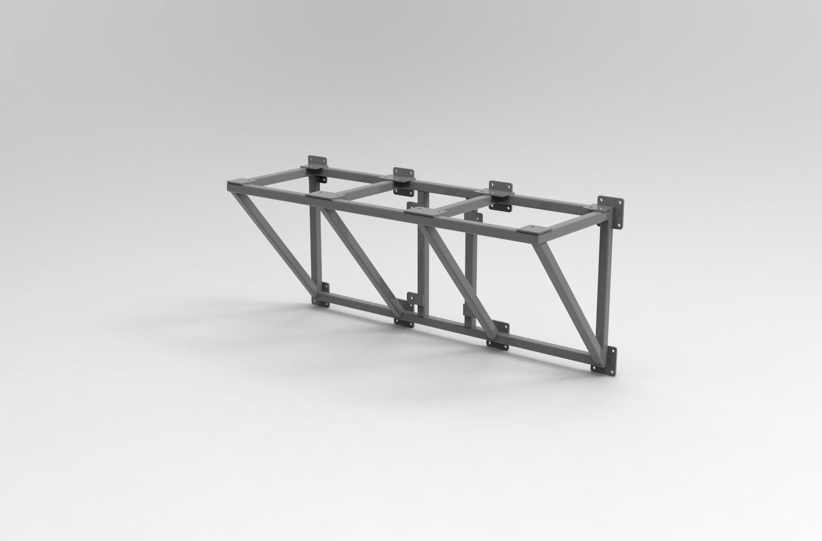 Various – Machinery Mounting Frame 1