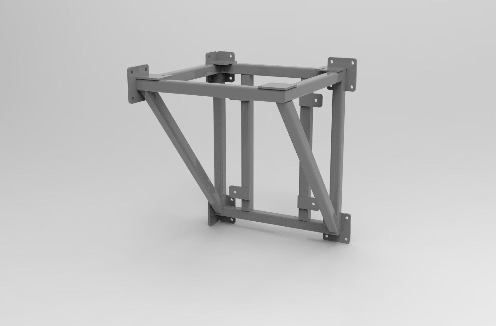 Various – Machinery Mounting Frame 2