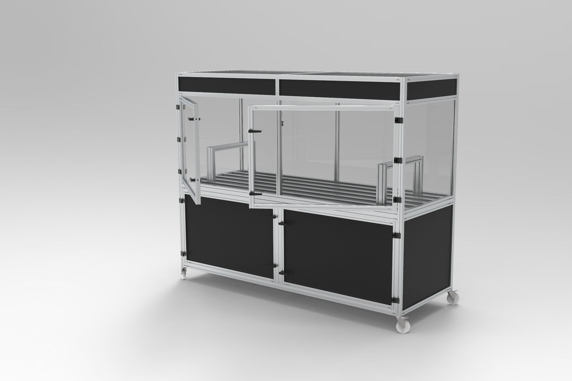 Various – Test Presentation Cabinet